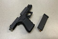 Traffic stop leads to discovery of automatic weapon and drugs
