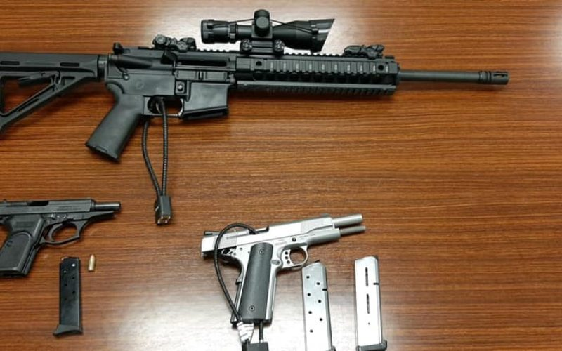 13-Year-Old Boy Arrested For Bringing A Loaded Handgun to School